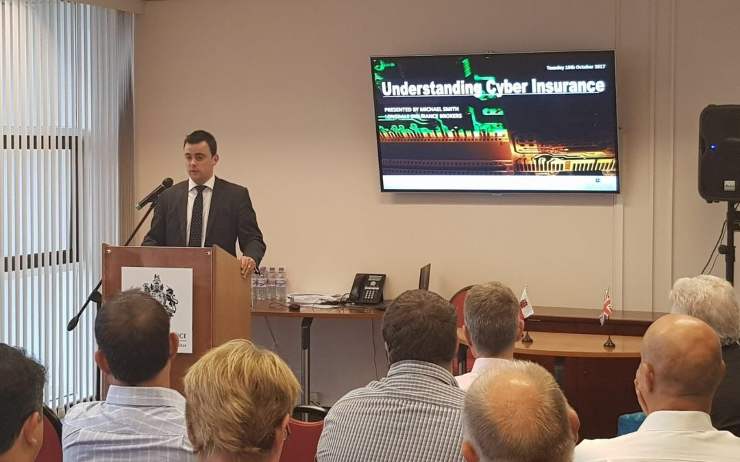 Sovereign Insurance Services Host Cyber Insurance Seminar